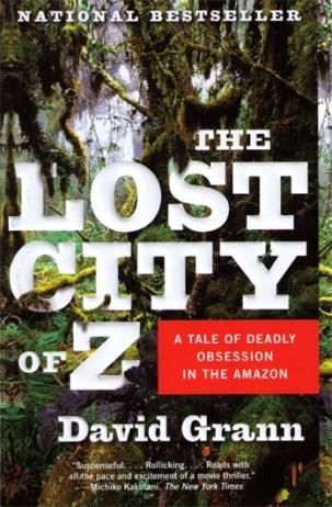 The Lost City of Z de David Grann