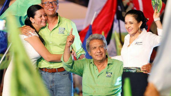 Lenín Moreno se destaca por sus medidas apuntadas al ámbito social
