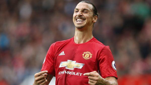 Zlatan es el goleador del Manchester United (Reuters)