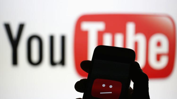 El servicio de YouTube se cae en ciertas partes de Europa