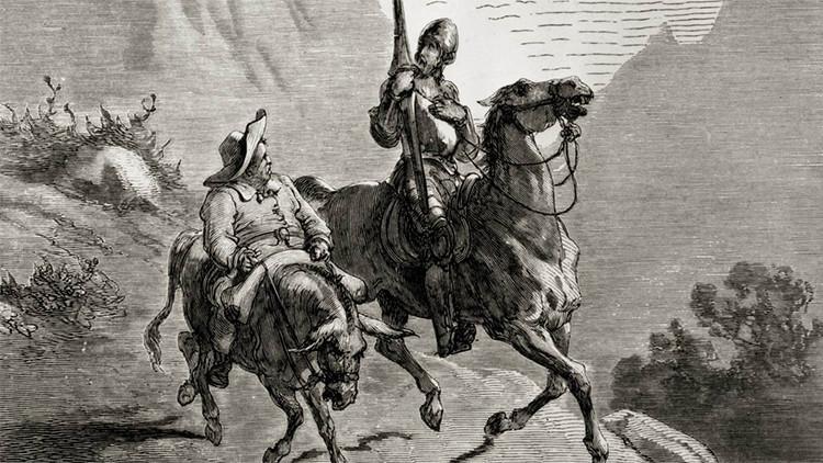 Conozca la hazaña de 'El Quijote' de Venezuela