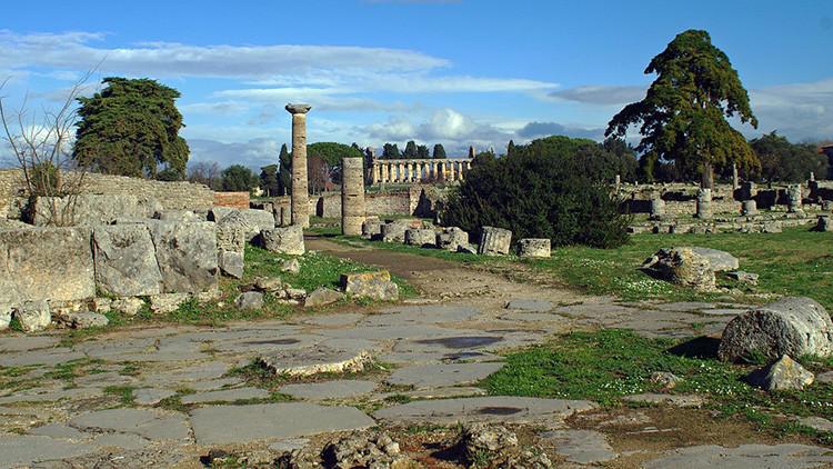 ¿Un museo de la Antigua Roma bajo un McDonalds?