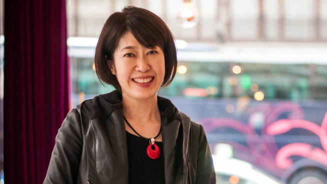 Junko Takahashi. (Carmen Castellón)