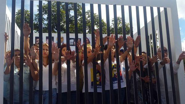 AI denunció que el régimen chavista encarcela opositores simplemente por pensar diferente