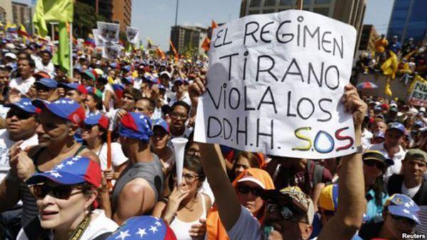 Amnistía Internacional denunció las constantes violaciones a los derechos humanos en Venezuela