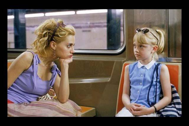 Trabajó al lado de la fallecida Brittany Murphy en Pequeñas Grandes Amigas (2003)