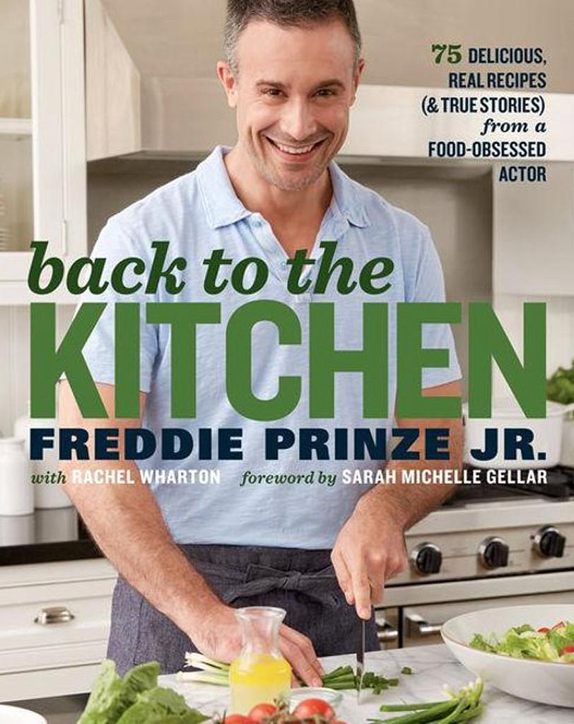 Freddie Prinze Jr., Celebrity Cookbooks