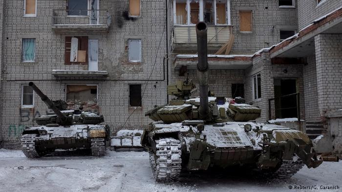 Ukraine Kämpfe in Awdijiwka (Reuters/G. Garanich)