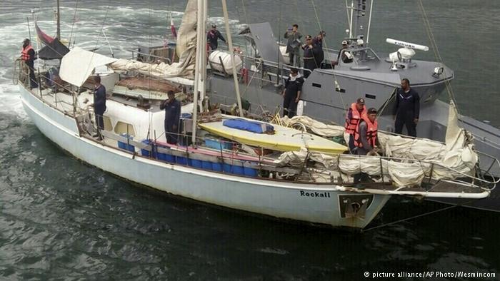 Philippinen Deutschland Segelboot Entführungsopfer Abu Sayyaf (picture alliance/AP Photo/Wesmincom)