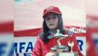 Calderón corrió por tres años en la Fórmula 3 Europa, considerada el cuarto nivel de la pirámide para llegar a la punta: la Fórmula 1. (Crédito: Archivo Particular)