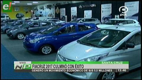 Fiacruz 2017 culminó con éxito