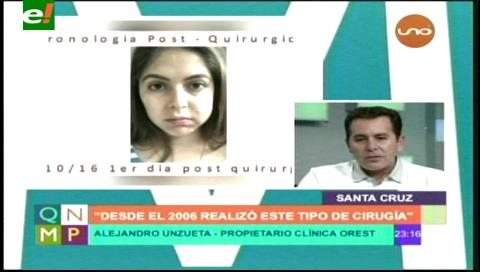 Caso Inclán: Unzueta acusa a un segundo odontólogo de ser el causante de la mala praxis