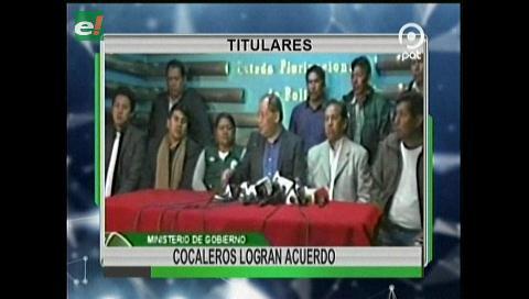 Video titulares de noticias de TV – Bolivia, noche del jueves 23 de febrero de 2017