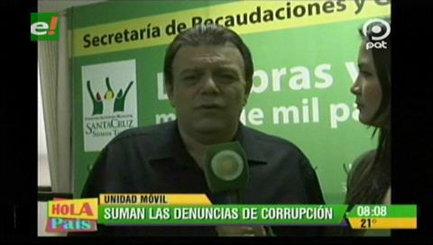 Crapuzzi: Todos los cargos del SER están a disposición del Alcalde