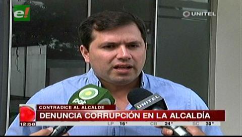 Ex concejal Roca y la corrupción en la Alcaldía: Percy no da tranquilidad a la población