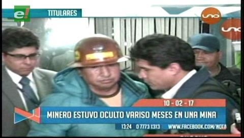 Video titulares de noticias de TV – Bolivia, mediodía del viernes 10 de febrero de 2017