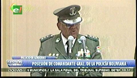 Abel de la Barra, primer comandante policial afroboliviano