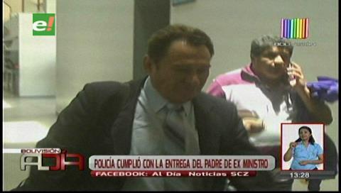 Policía cumplió con la entrega de Jorge Pérez Ardaya a Argentina