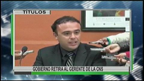Video titulares de noticias de TV – Bolivia, mediodía del jueves 16 de febrero de 2017