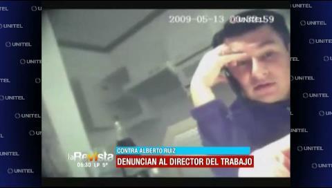 Video: Alberto Ruíz habla de dinero que habría negociado con el Estado