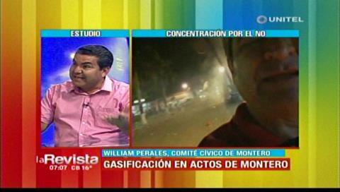 Piden investigar si estuvo o no planificado el lanzamiento de granada en Montero