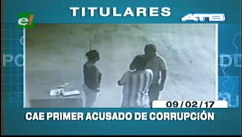 Video titulares de noticias de TV – Bolivia, mediodía del jueves 9 de febrero de 2017