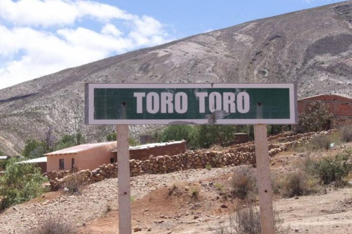 El hecho se habría registrado en el municipio de Toro Toro. Foto: RutaVerdeBolivia