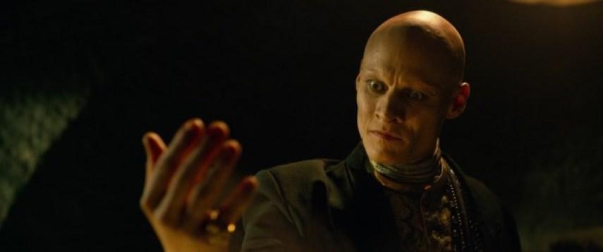 Aunque tal vez no lo recuerdes, Caliban, uno de los personajes principales de Logan, ya había salido en el universo X-Men.