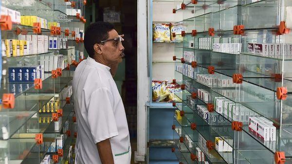 La Fefarven indicó que los medicamentos son costosos en Venezuela (AFP)