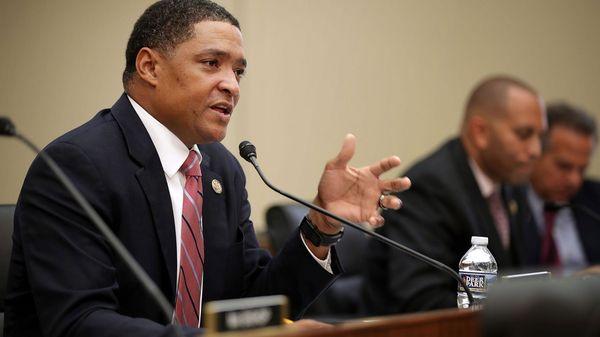 Cedric Richmond, el congresista demócrata que se burló de Kellyanne Conway (Getty)