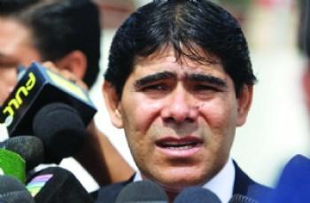Romero: Jorge Pérez no trabaja en el Ministerio de Gobierno