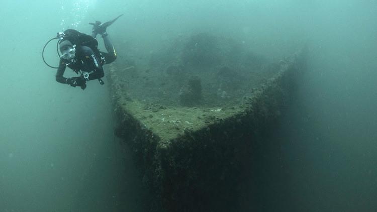 Arqueólogos recuperan 47 piezas hechas del legendario 'oro de la Atlántida' (VIDEO)