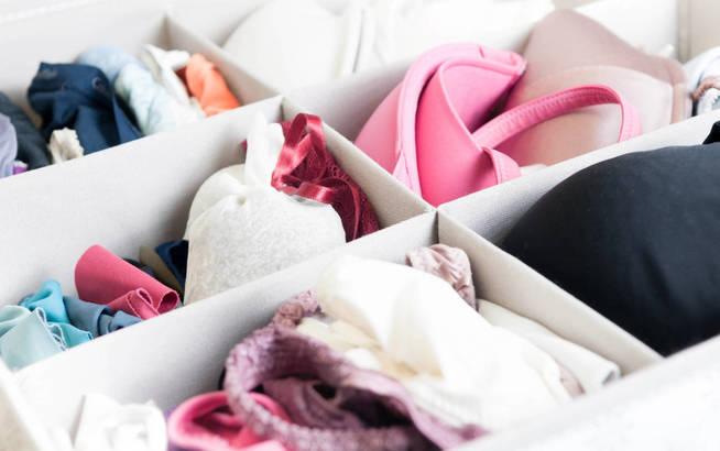 Tipos de ropa interior. (iStock)