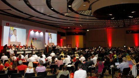 El XXV Congreso de la Internacional Socialista tuvo lugar en la ciudad historica de Cartagena, Colombia.