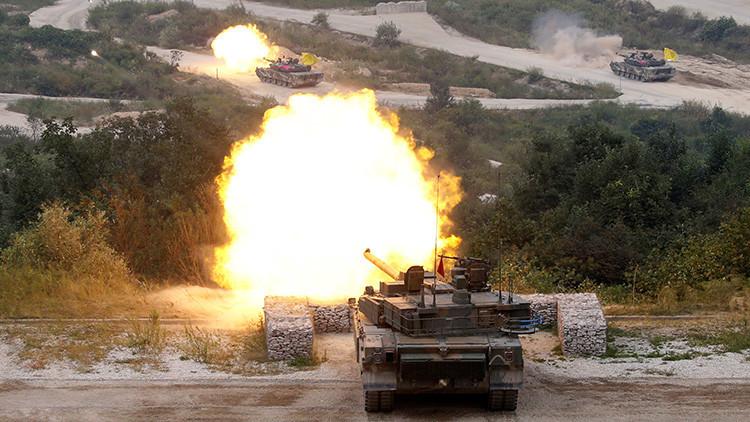 Pionyang: Los ejercicios militares de EE.UU y Corea del Sur podrían derivar en una
