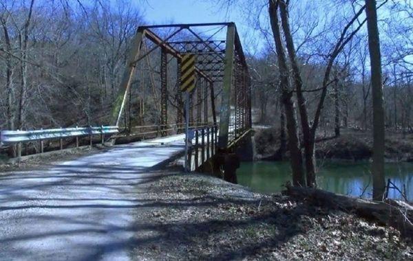 El Puente Air Tight, en Coles, Illinois. Fue sinónimo de muerte durante 37 años. Ahora, la policía del condado logró resolver el caso