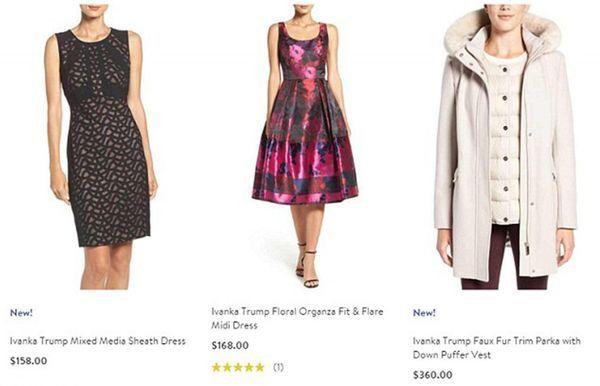 Pese al boicot, las ventas no bajaron para la línea de ropa de Ivanka Trump