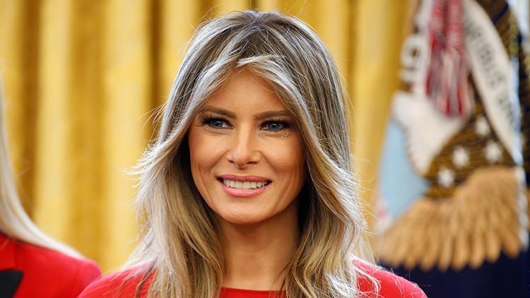 Este nuevo dato sobre Melania Trump le sorprenderá