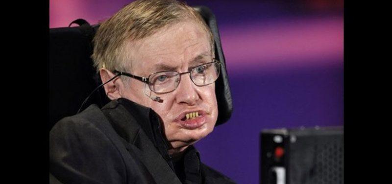 """Stephen Hawking: """"Sin un gobierno mundial, la tecnología nos va a destruir"""""""
