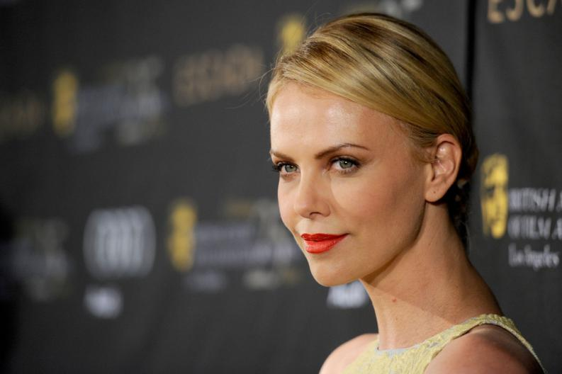 Charlize Theron Tonight He Comes
