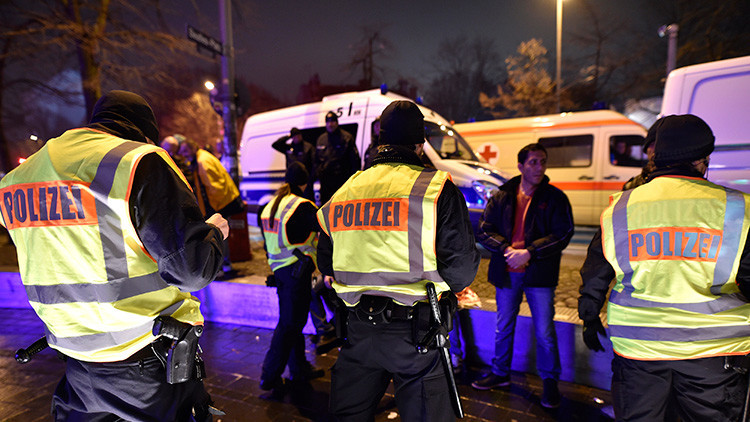 Varios afectados por un gas irritante en una estación de trenes en Hamburgo