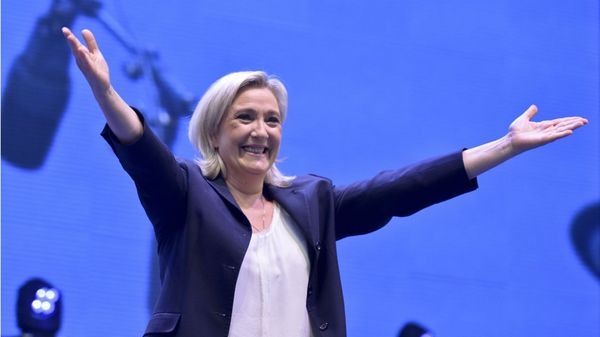 Marine Le Pen (AFP)