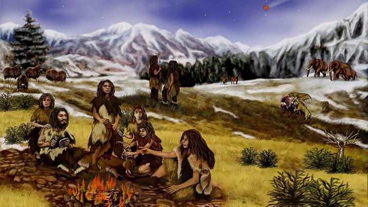 ¿Fue la enigmática cultura indígena Clovis barrida por un causa de origen extraterrestre?