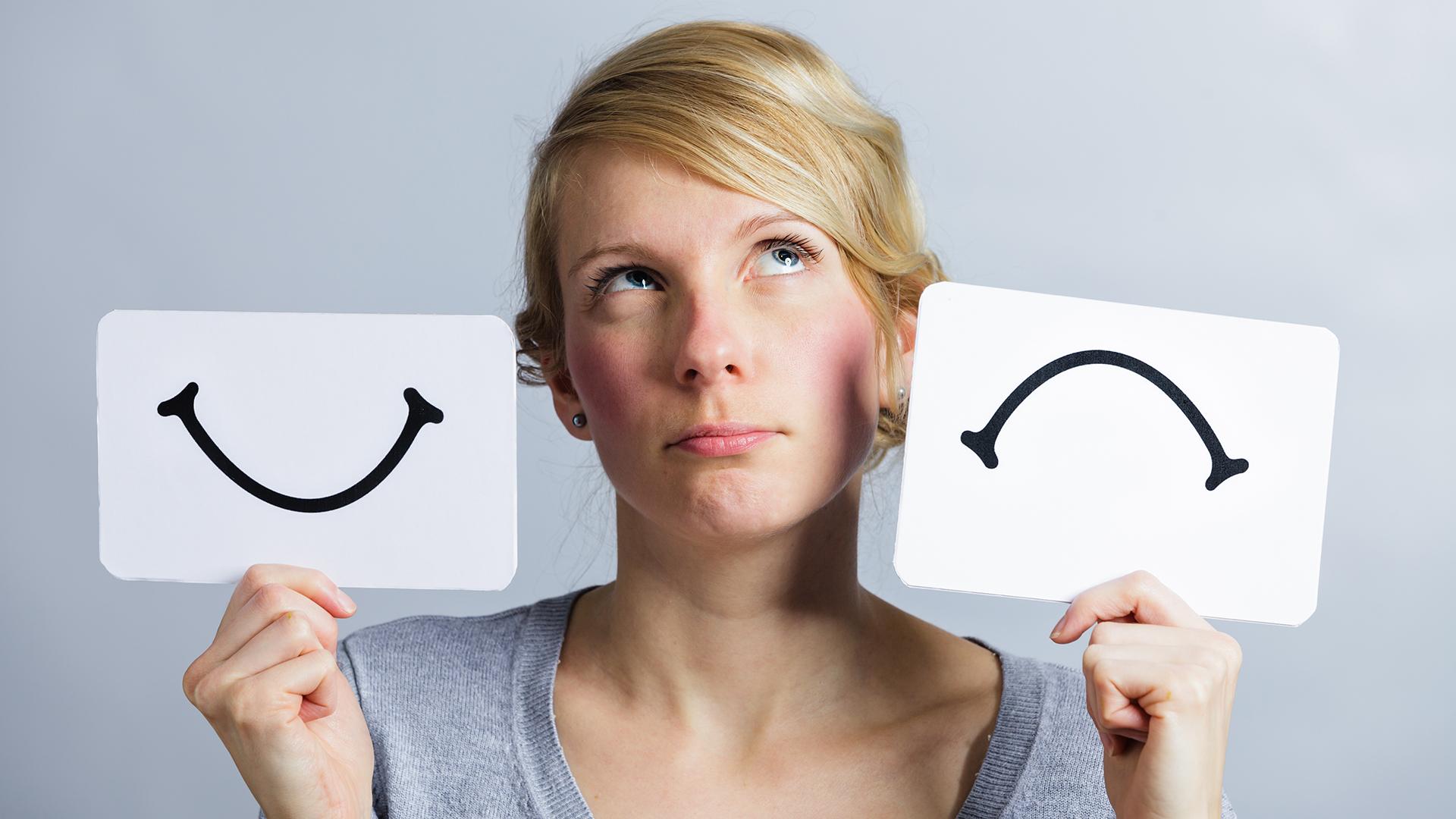 Entre las acciones del Ministerio de Felicidad se cuenta la creación de un medidor en línea de satisfacción (Shutterstock)