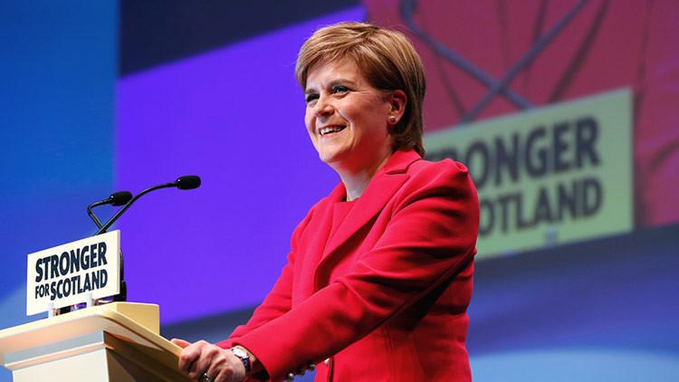 Escocia pedirá a Londres celebrar un segundo referéndum de independencia
