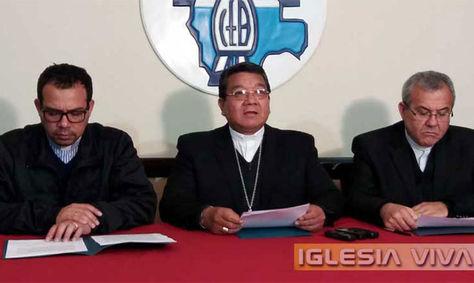 Secretaría General Conferencia Episcopal Boliviana