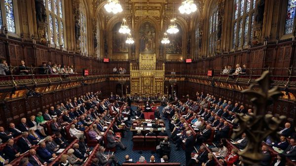 """El """"Brexit"""" fue aprobado por el Parlamento británico (Getty Images)"""