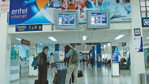 El aeropuerto de El Alto es uno de las más altos del mundo y sirve de principal terminal aérea a La Paz. La Razón - archivo