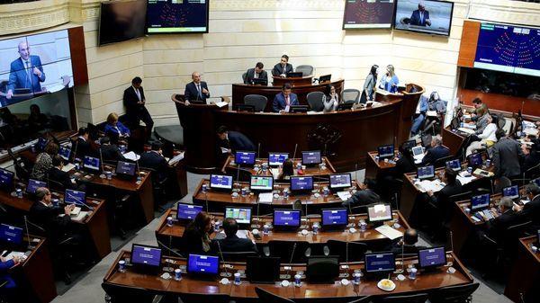 El Senado colombiano aprobó el acuerdo de paz (EFE/archivo)