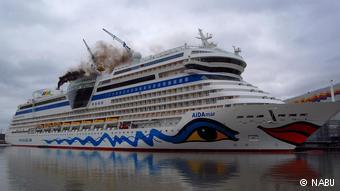 Alta cantidad de azufre en el crudo de los cruceros afecta enormemente al medioambiente.